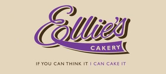 Ellies Cakery Logo