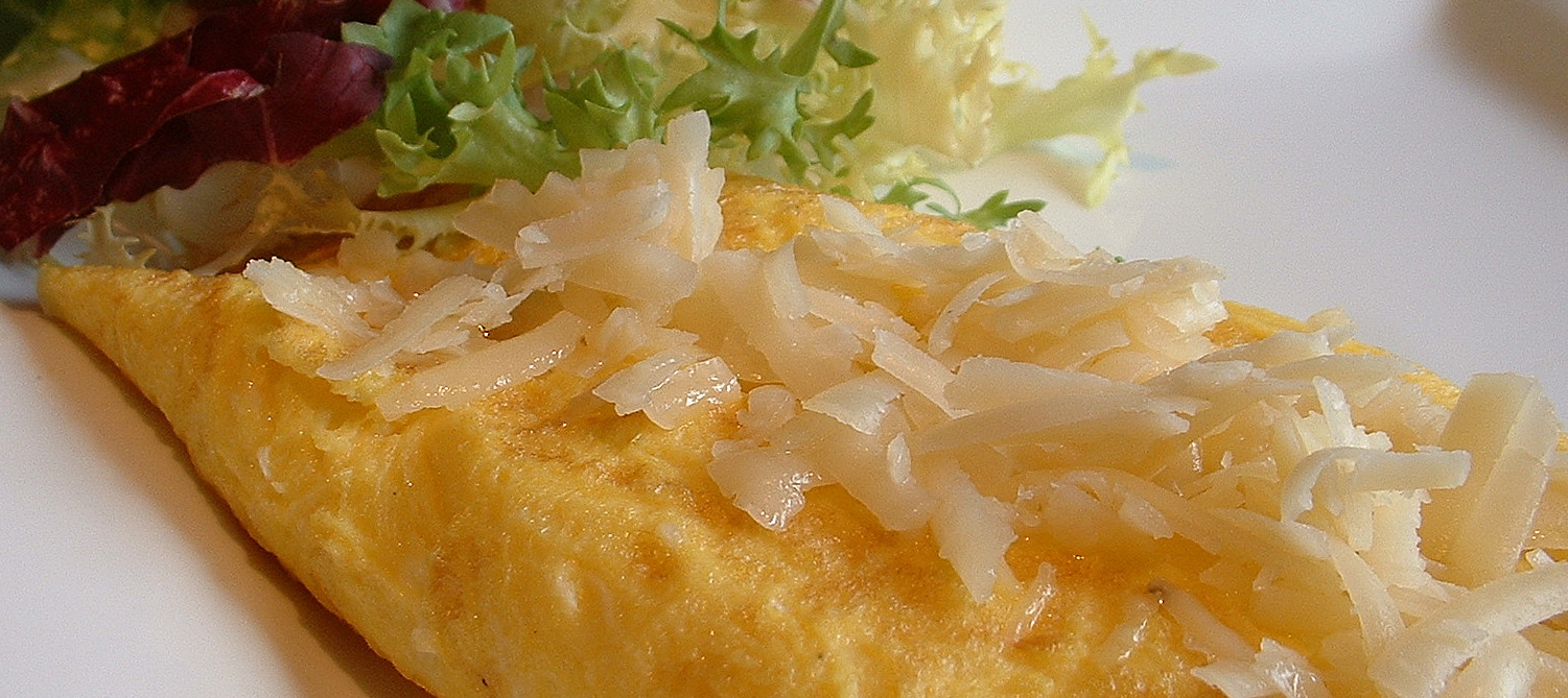 Cheese Omelet Recipe — Dishmaps