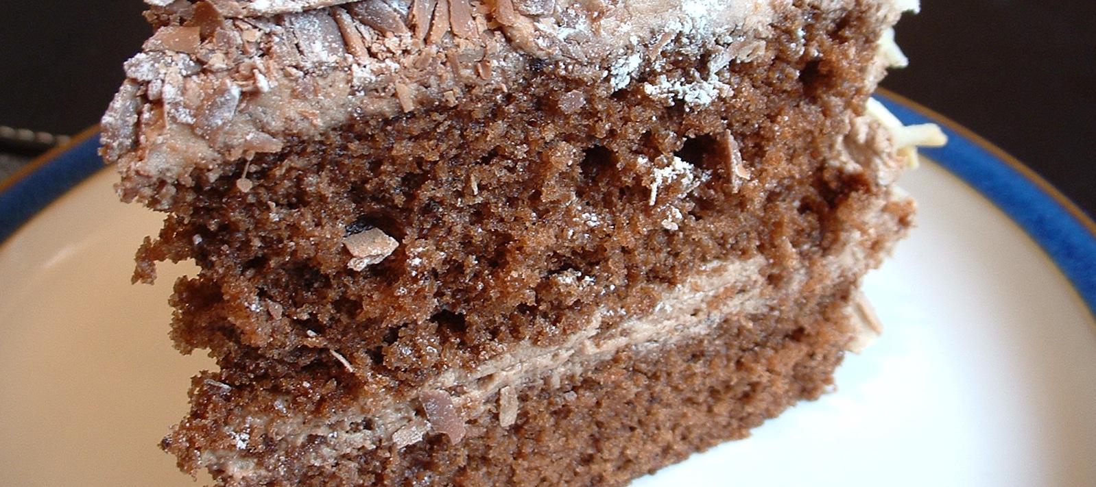 Chocolate cake recipe | Chocolate sponge cake |