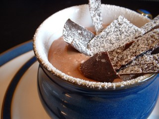 Valentines recipes - Chocolate mousse