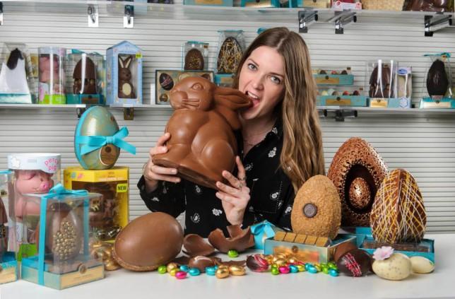Easter Egg taster