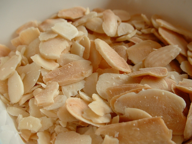 Toasted Flaked Almonds