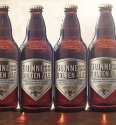 Latest food news - Guiness launches golden ale