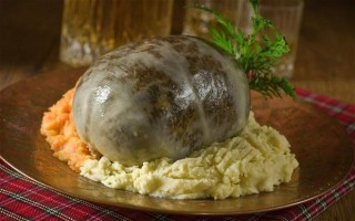 Haggis is the cure for American obesity