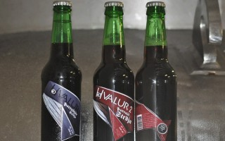Latest food news - Iceland launches a beer made of whale testicles