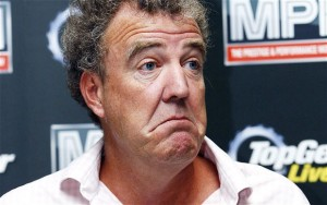 Latest food news - I'm with Jeremy Clarkson