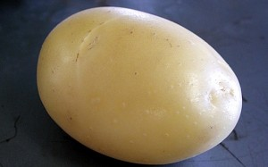 Latest food news - Man finds whole potato in packet of crisps