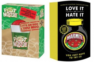 Latest food news - Marmite and Pot Noodle Easter Eggs announced