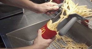 Latest food news - McDonalds has finally revealed how it makes its french fries