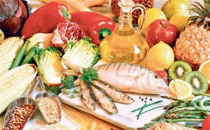 Latest food news - Mediterranean diet could halve heart risk