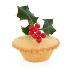 Why mince pies at Christmas