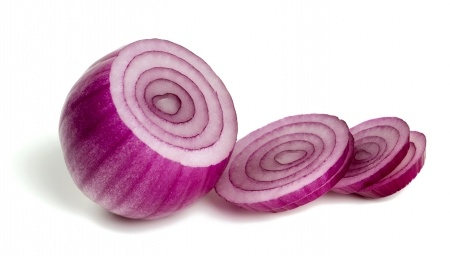 Slice an onion