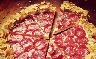 Food in the news - Pizza Hut launches eccentric Dorito pizza