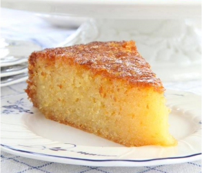 Tunisian Orange Cake - Norfolk's Own Cookbook