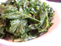 Click here for a great curly kale recipe