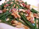 Click here for a great beans and roasted nuts recipe
