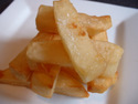 Click here for a great hand cut chips recipe