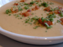 Click here for a great red lentil and smoked pancetta soup recipe