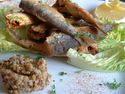 Click here for a great sprats recipe